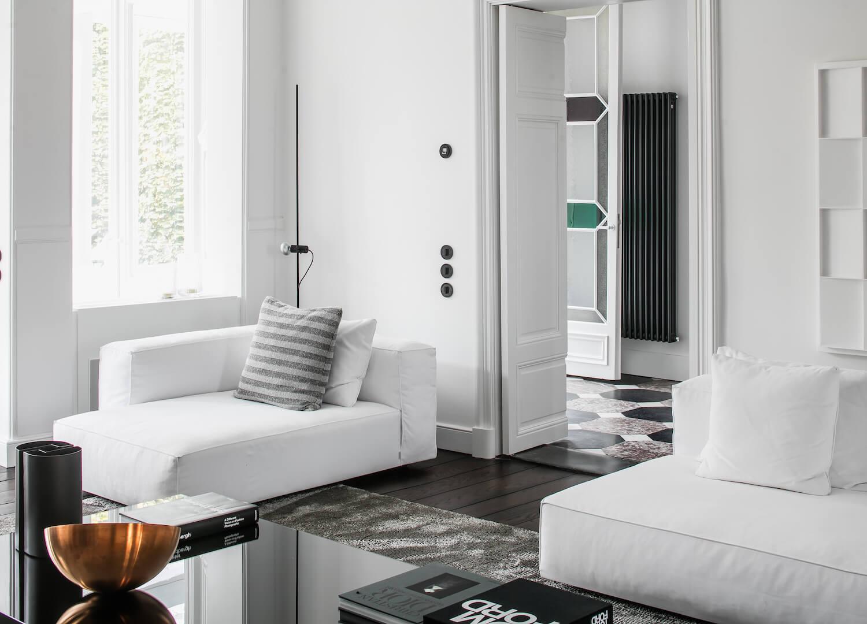 Homestaging, Homestyling & Interior Design für exklusive Immobilien verbunden mit Immobilienservice