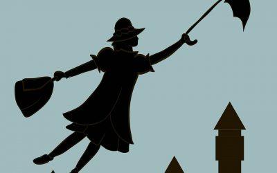 Altbau, Enge, 5. Stock – Mary Poppins hilft